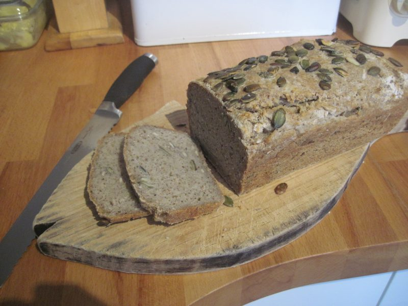 Delicious Gluten Free Bread Recipe