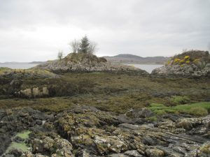Waking Loch Creran.