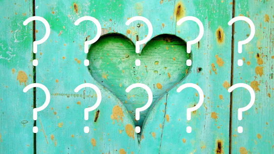 heart and questions