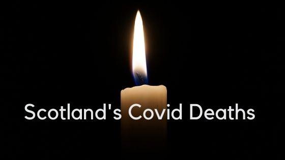 Scotland's Covid deaths